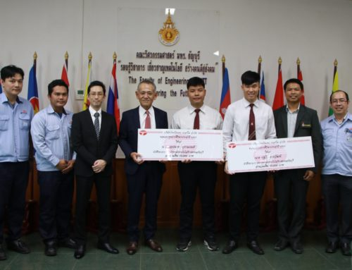 Award Scholarships for RMUT-Thunyaburi (5-Feb-20)