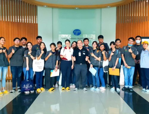 Visit from Tool and Material Engineering, KMUT-Thonburi (28-Feb-20)